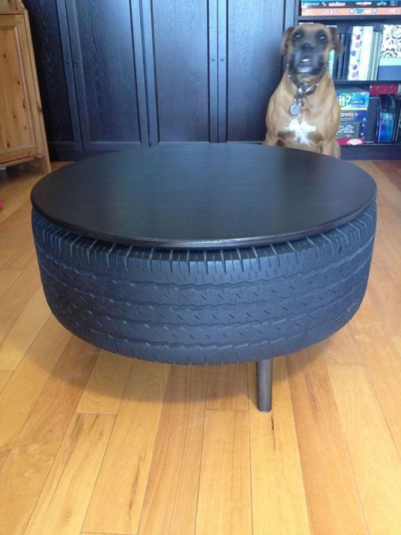 diy tables tires 3