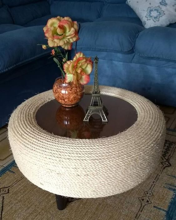 diy tables tires 5