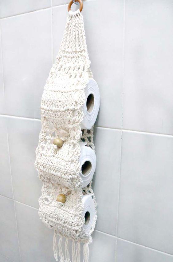 diyt toilet paper holders 11