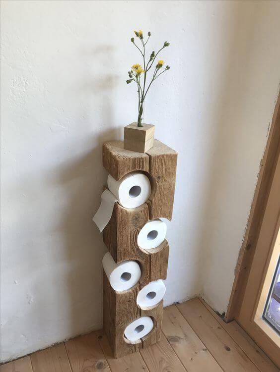 diyt toilet paper holders 7