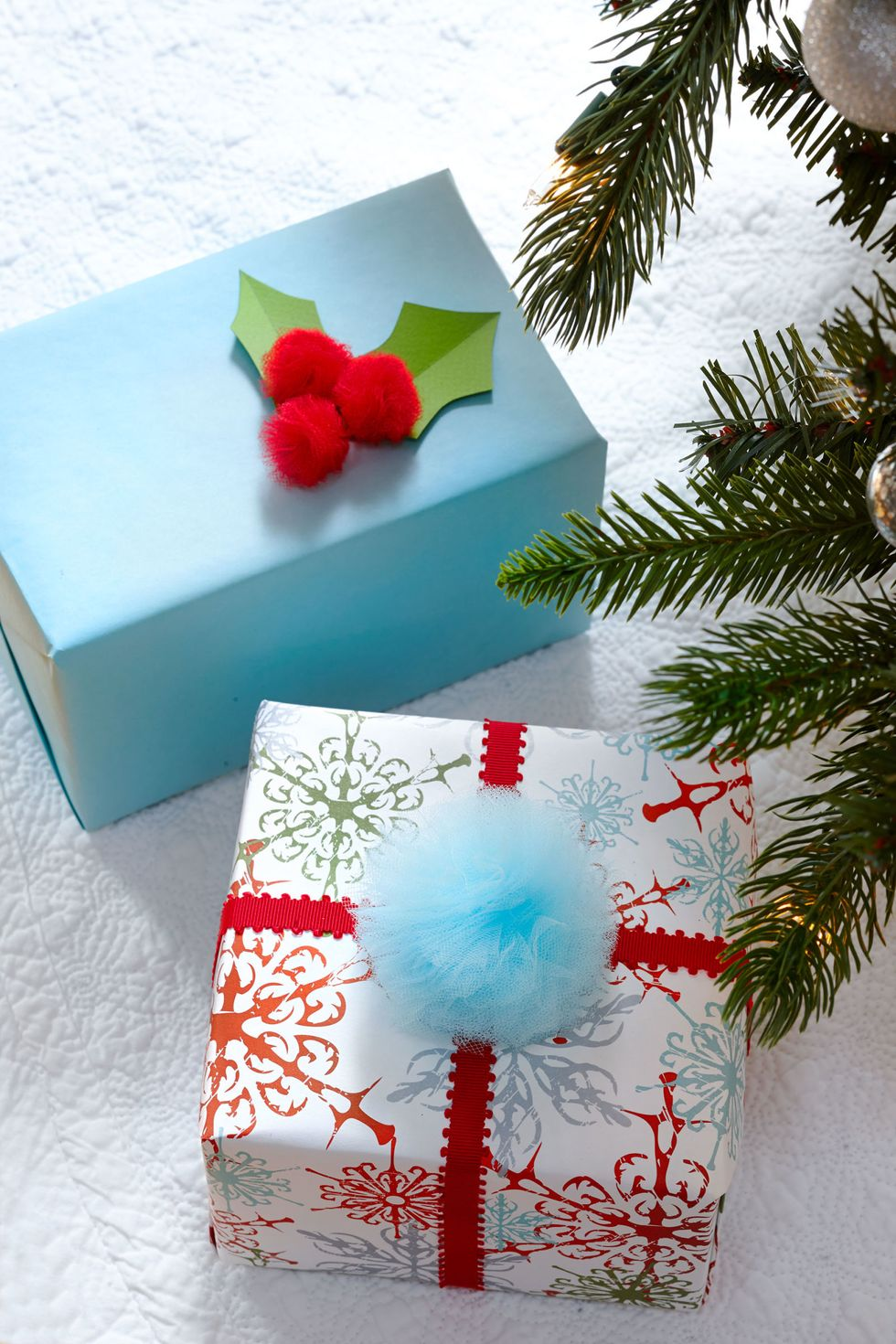 easy christmas gift wrapping ideas 1
