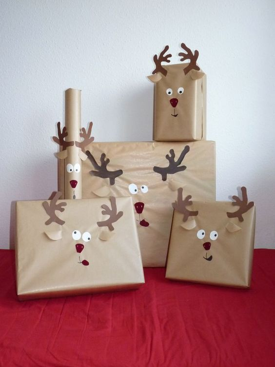 easy christmas gift wrapping ideas 10