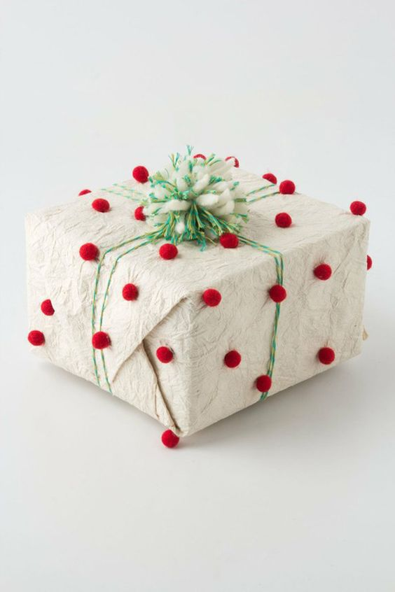 easy christmas gift wrapping ideas 12
