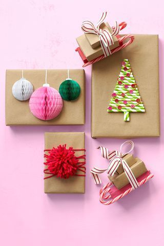 easy christmas gift wrapping ideas 13
