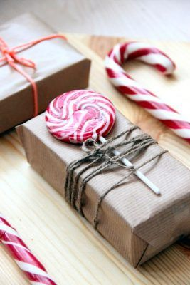 easy christmas gift wrapping ideas 15