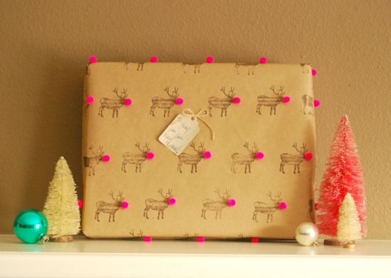 easy christmas gift wrapping ideas 18