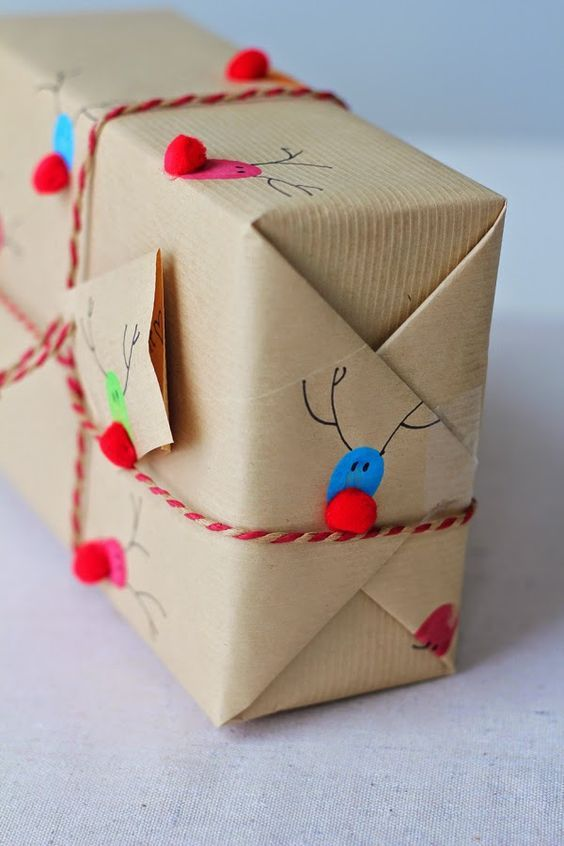 easy christmas gift wrapping ideas 5