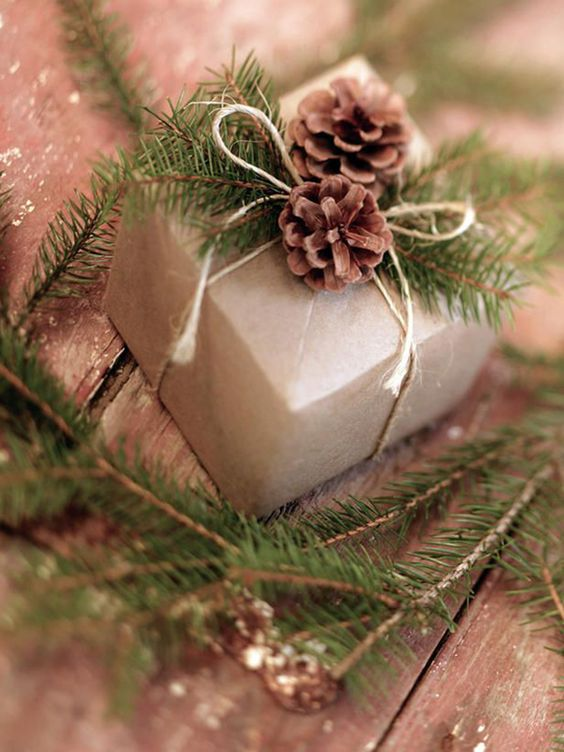 easy christmas gift wrapping ideas 8