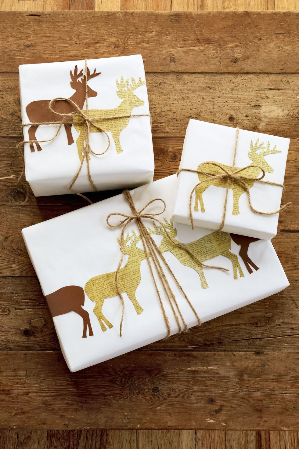 easy christmas gift wrapping ideas 9