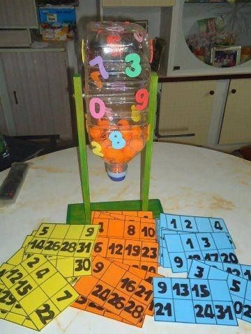 games made with recycled material 1