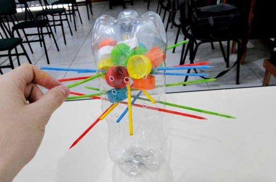 games made with recycled material 6