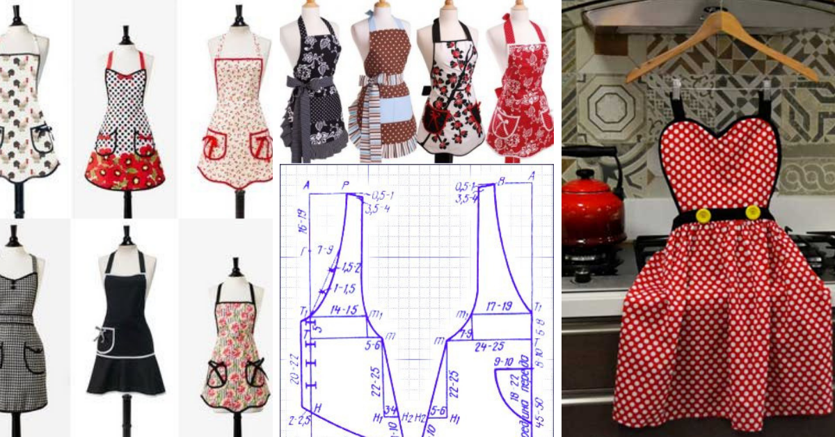 how to make apron