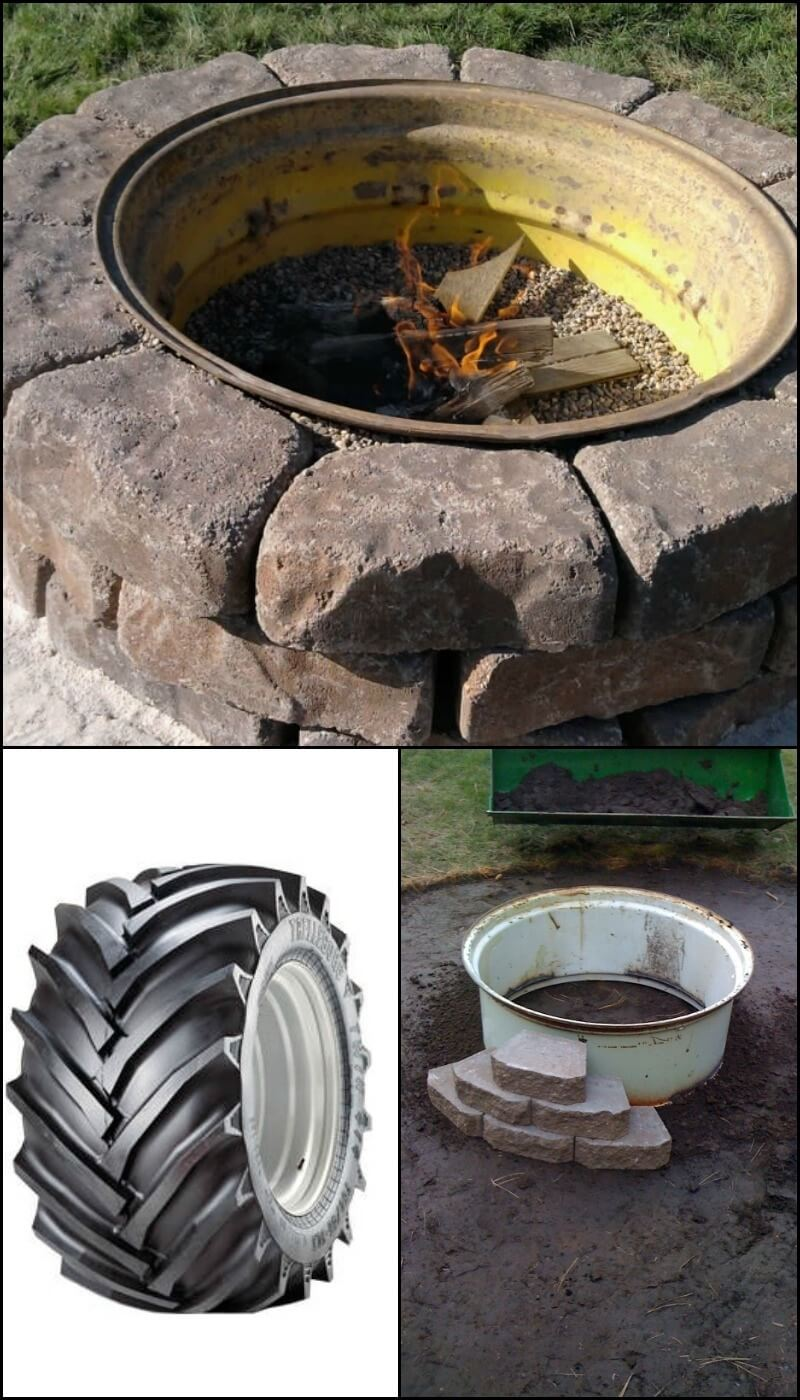 how to make fireplaces outdoors 5
