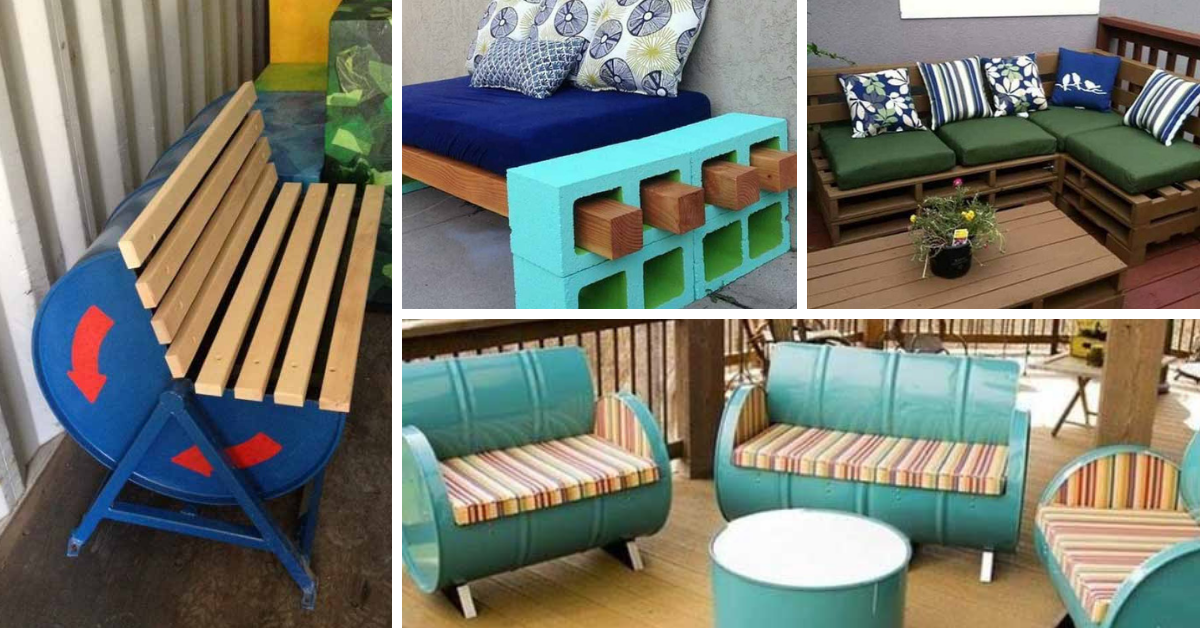 ideas beautiful handcrafted outdoor bench designs