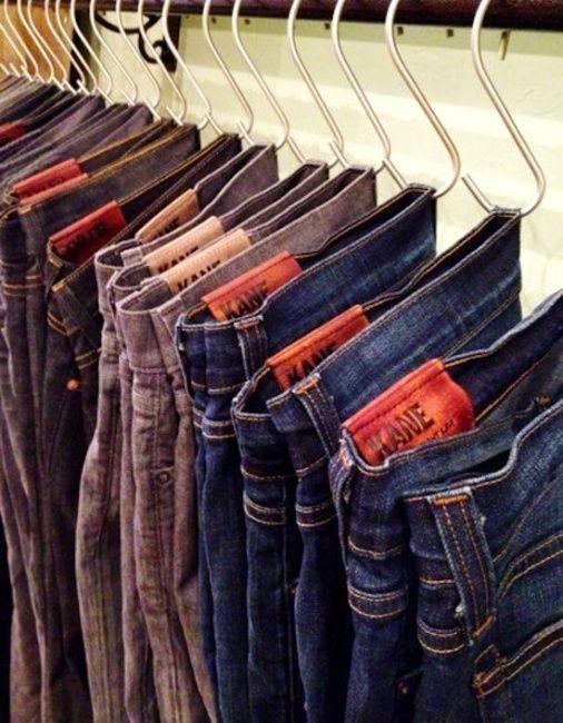 ideas organized clothes 3