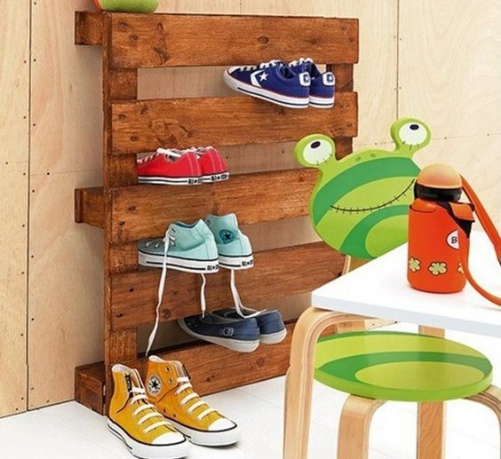ideas to store your shoes 10