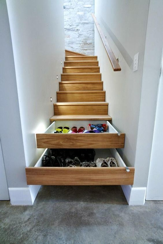 ideas to store your shoes 11