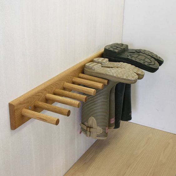 ideas to store your shoes 13