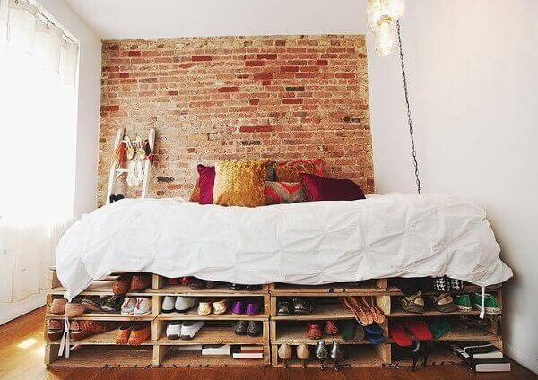 ideas to store your shoes 16