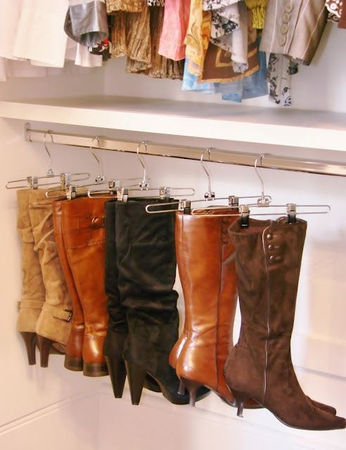 ideas to store your shoes 3