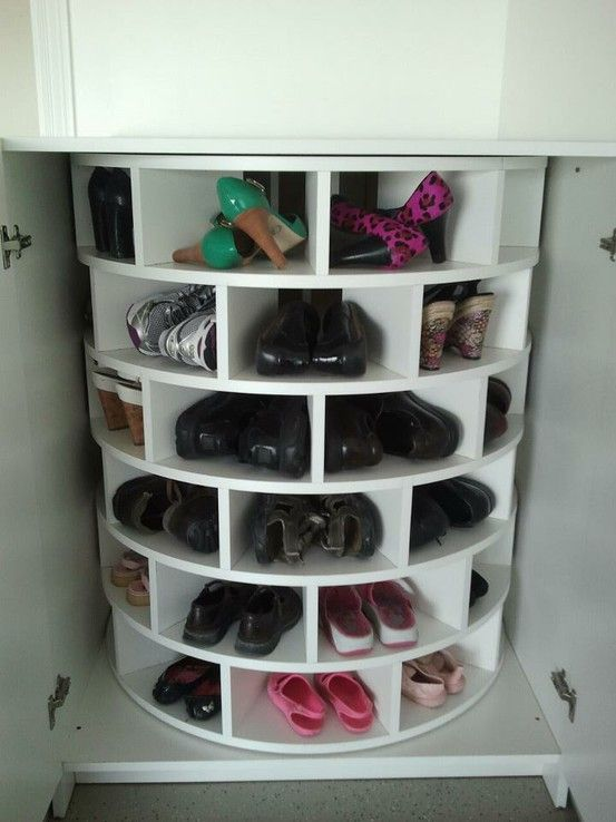 ideas to store your shoes 4
