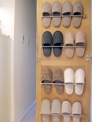 ideas to store your shoes 9