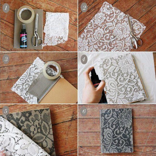 lace crafts 9