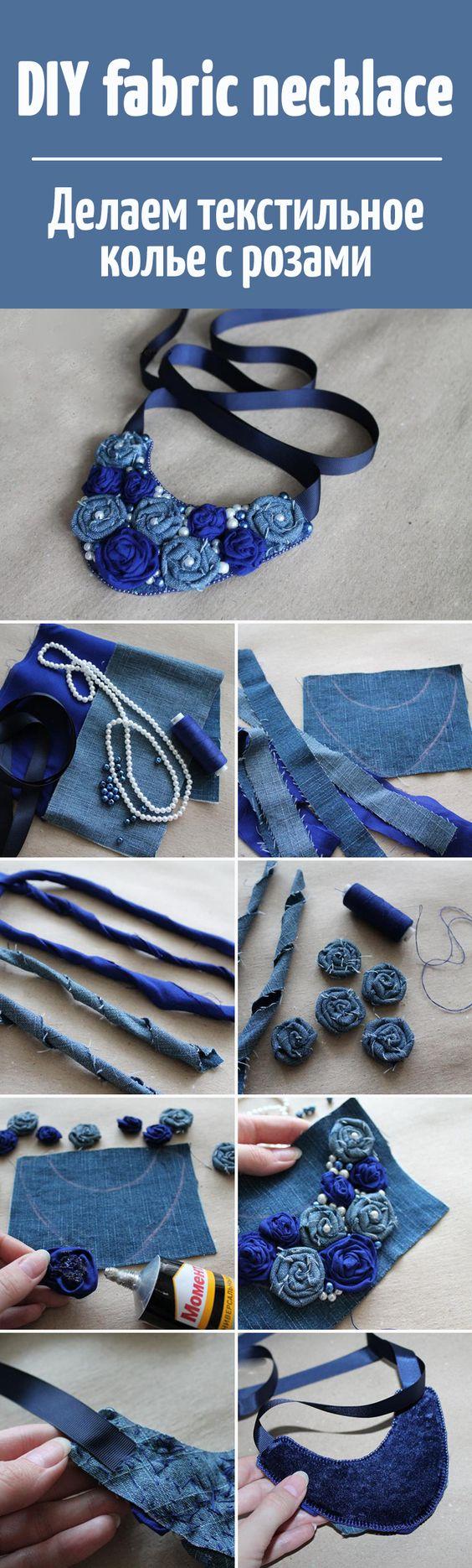 make necklaces 1