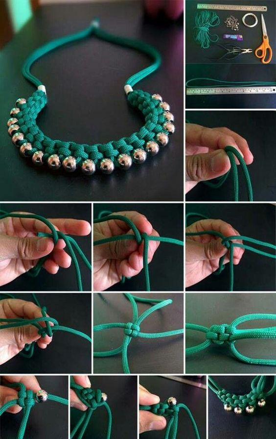 make necklaces 8
