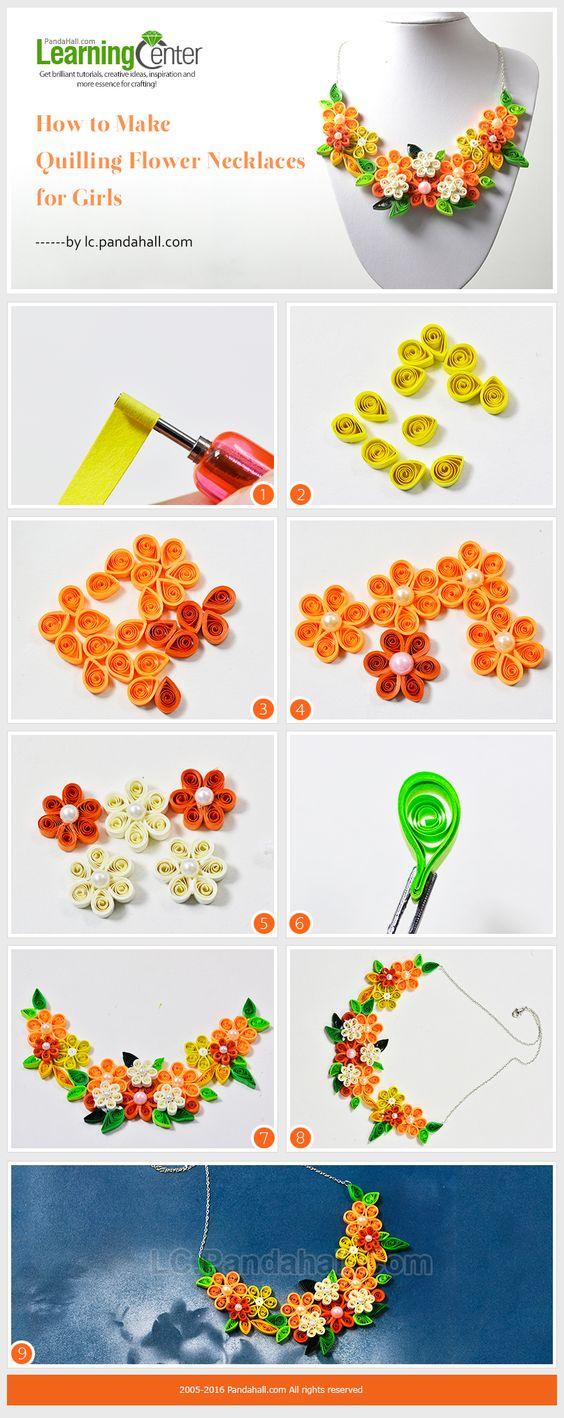 make necklaces 9