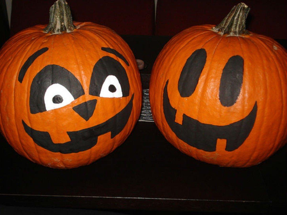 painting pumpkins ideas 3