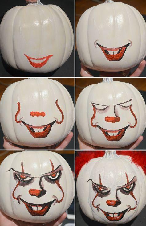 painting pumpkins ideas 4