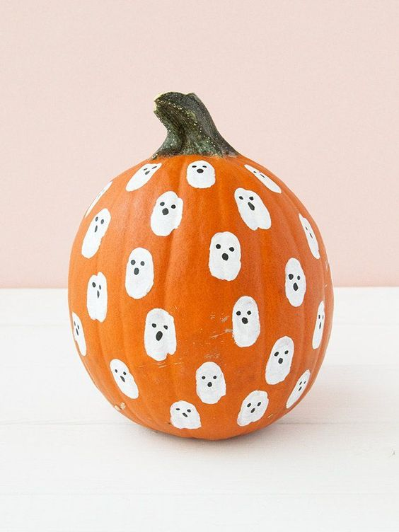 painting pumpkins ideas 6