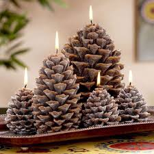 pine cones christmas ideas 16
