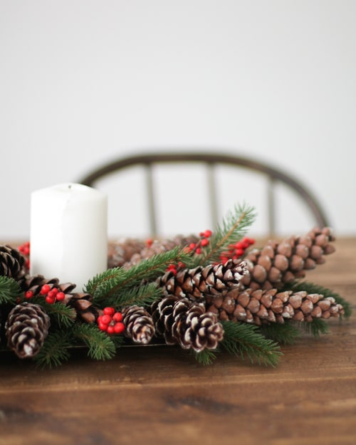 pine cones christmas ideas 5