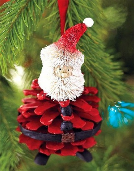 pine cones christmas ideas 9
