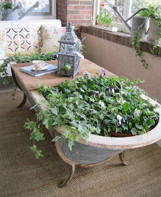recycle old bathtub 4