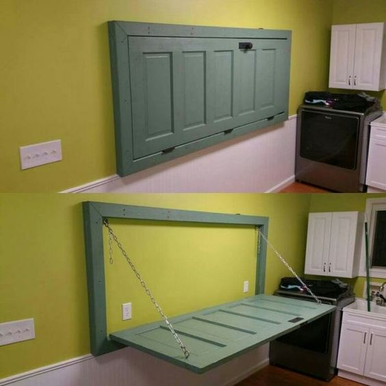 recycling old doors 8