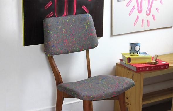 reupholster a chair 3