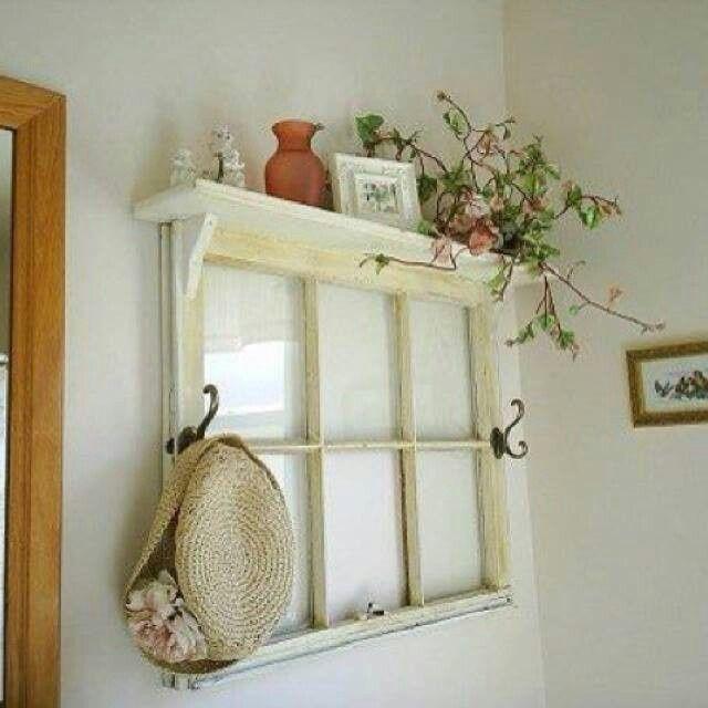 reuse old window decoration 1
