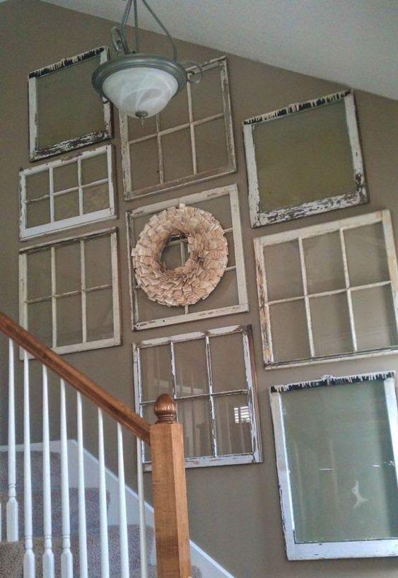 reuse old window decoration 2
