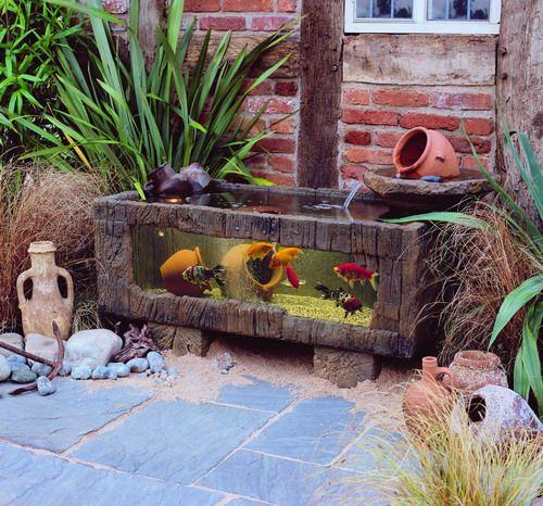 rustic outdoor decorating ideas 5