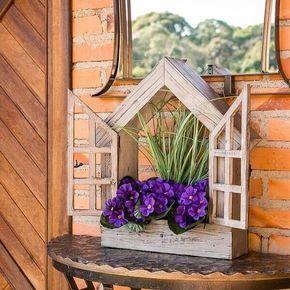 rustic outdoor decorating ideas 6