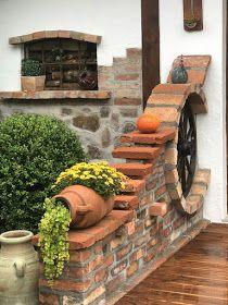 rustic outdoor decorating ideas 8