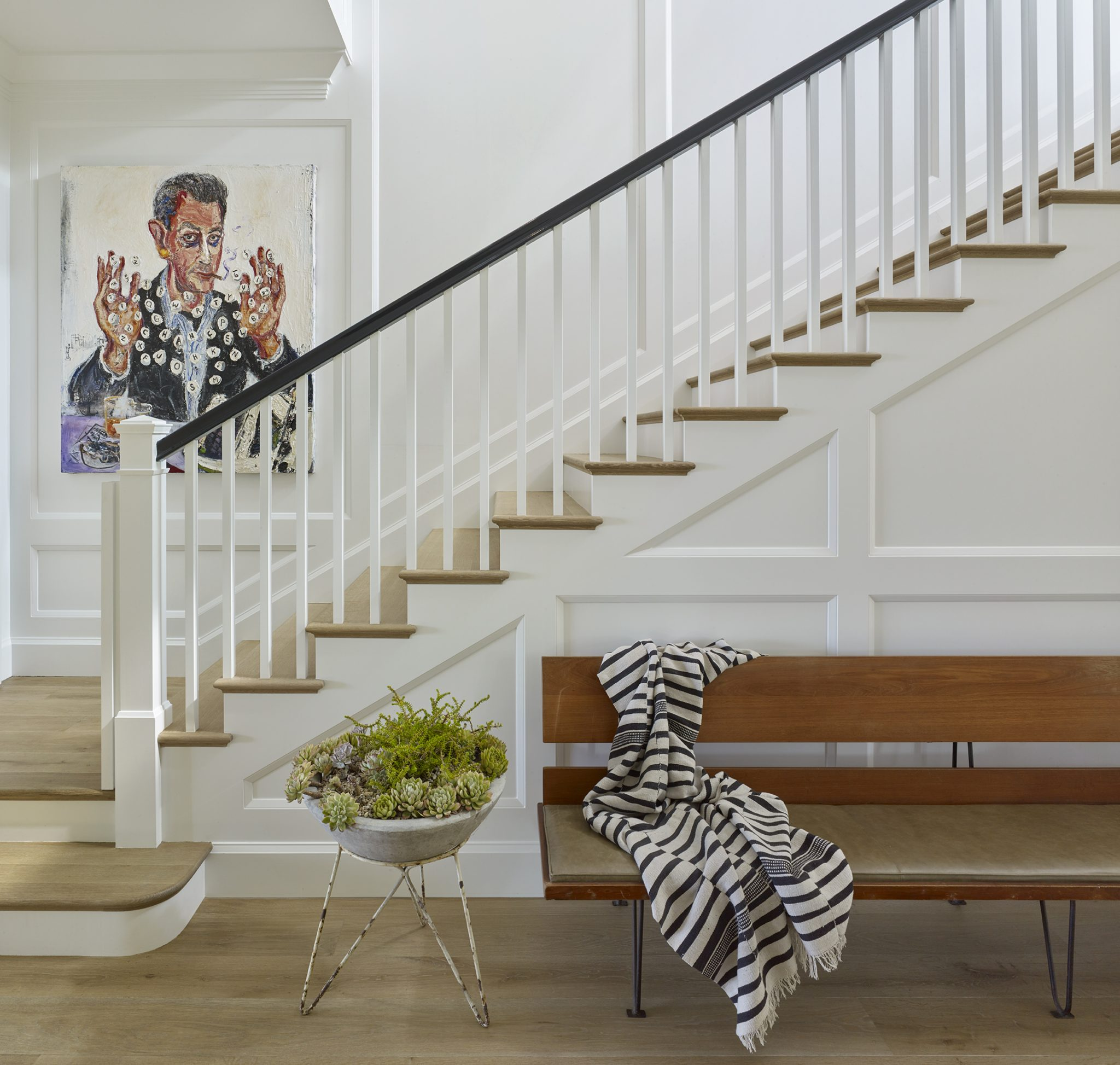 stair decorating ideas 10