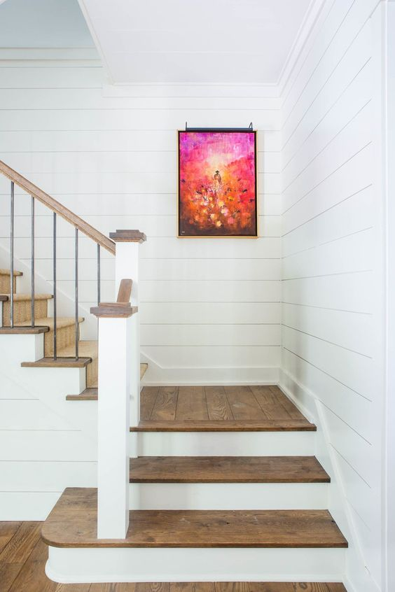 stair decorating ideas 11