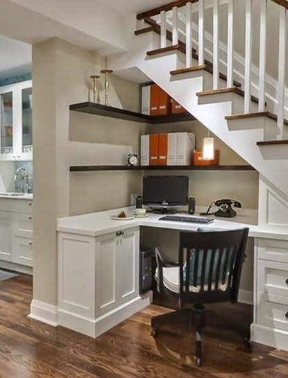 stair decorating ideas 15