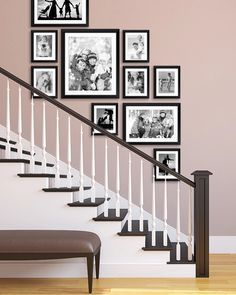 stair decorating ideas 2