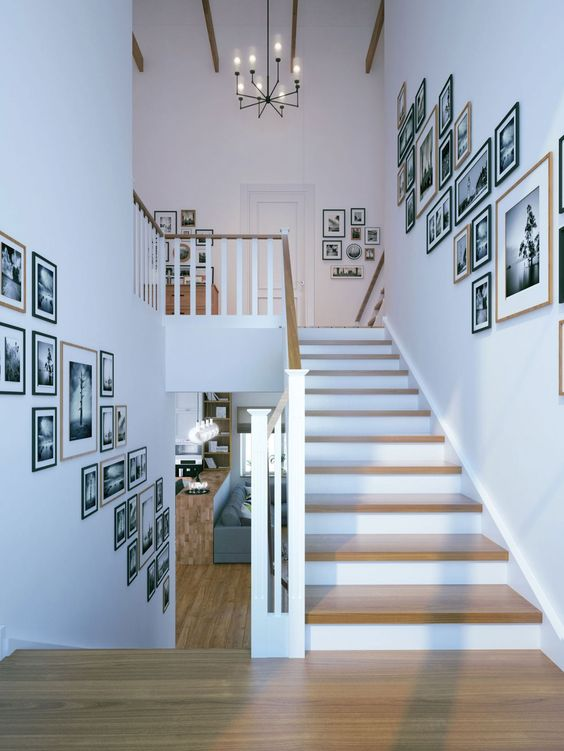 stair decorating ideas 3