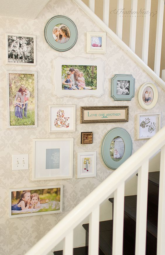 stair decorating ideas 9